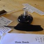 Inchiostro ferro-gallico e appunti dello speziale / Iron-gall ink and notes.