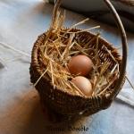 Le uova, il tema del Baccanale 2015. / Eggs, the subject of the Baccanale 2015.